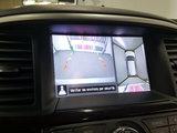 Nissan Pathfinder 2014 Platinum AWD, 7 pl, navigation, caméra 360, DVD