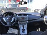 Nissan Sentra 2014 SV AUTOMATIQUE AIR CLIMATISÉ JAMAIS ACCIDENTÉ