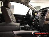 Nissan Titan 2017 PLATINUM V8 4X4- NAVI- CUIR- CAMÉRA- DÉMARREUR!