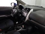 Nissan Versa Note 2016 SV, caméra recul, bluetooth,