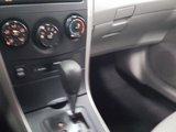 Toyota Corolla 2012 CE, air climatisé, très bel état