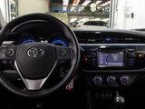Toyota Corolla 2014 S, Bluetooth, sièges chauffants , régulateur