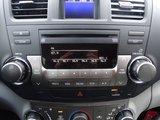 Toyota Highlander 2013 4WD/6 PASSAGERS/BLUETOOTH/HITCH ET FILAGE/
