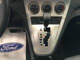2011 Toyota Matrix Avec Pneus d'hiver & Pneus d'été