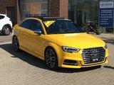 2017 Audi S3 2.0T Technik **Bi-Weekly Payment $457.18**