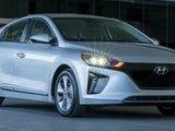 2018 Hyundai Ioniq Electric Limited