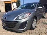 2011 Mazda Mazda3 MANUAL,GX,NEW ALL SEASON TIRES, NEW BRAKES,1 OWNER