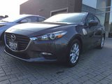 2017 Mazda Mazda3 GS, BLUETOOTH, CRUISE CONTROL