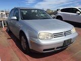 2002 Volkswagen Golf GLS - VEHICLE SOLD AS-IS! INQUIRE TODAY!