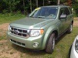 2008 Ford Escape XLT As Traded. No MVI. No Warranty.