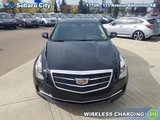2018 Cadillac ATS 2.0 Turbo,AWD,LEATHER,SUNROOF,NAVIGATION,AIR,TILT,CRUISE,PW,PL,LOCAL TRADE, ONE OWNER!!!!