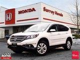 2013 Honda CR-V EX Local 1-owner Certified