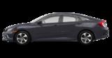 Honda Civic Sdn LX