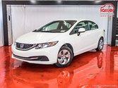 Honda Civic LX ** UN SEUL PROPRIéTAIRE ** INCLUS 8 PNEUS 2013