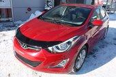 Hyundai Elantra SPORT **TOIT OUVRANT** MAGS 16 POUCES 2015