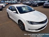 2015 Chrysler 200 200 C,AWD,LEATHER,AIR,TILT,CRUISE,PW,PL,BACK UP CAMERA,BLUETOOTH,LOCAL TRADE,CLEAN CARPROOF!!!!