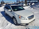 2011 Subaru Outback 2.5i Limited,LEATHER,SUNROOF,AIR,TILT,CRUISE,PW,PL,WINTER TIRES AND RIMS, LOCAL TRADE!!!!