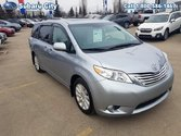 2012 Toyota Sienna XLE,AWD,LEATHER,WINTER AND SUMMERS,SUNROOF,NAVIGATION,DVD PLAYER, POWER SLIDING DOORS,PW,PL,AIR,TILT,CRUISE,LOCAL TRADE,CLEAN CA