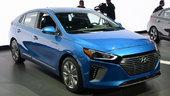 Hyundai unveils new IONIQ in New York