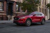 Mazda présente le nouveau CX-5 2017 à Los Angeles