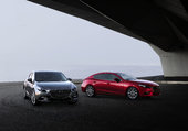 Les différentes versions de la Mazda3 2017