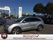 2015 Acura MDX LEATHER AWD 7 SEATER SUNROOF