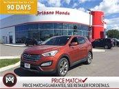2013 Hyundai Santa Fe LEATHER INTERIOR
