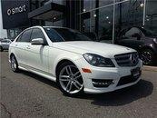 2013 Mercedes-Benz C300 Premium pkg