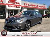 2016 Nissan Sentra SR! $66.64WEEKLY*SUNROOF*KEYLESS! BLUETOOTH* ECON