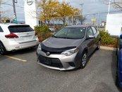 Toyota Corolla LE: HEATED SEATS