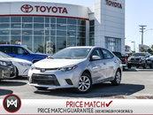 Toyota Corolla LE HEATED SEATS