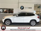 2013 BMW X1 AWD, PREMIUM, PARK DISTANCE
