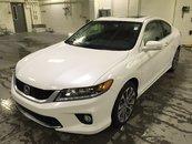 2015 Honda Accord Coupe EX-L V6 w/Navi
