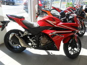 2017 Honda CBR500R $37.50 WEEKLY PAYMENT***ALL IN PRICING*