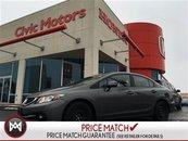 2013 Honda Civic Sdn TOURING - NAVI, LEATHER, HEATED SEATS