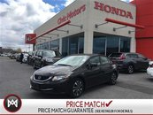 2014 Honda Civic Sedan EX - 6YR/100,000 KMS, HEATED SEATS,  CRUISE