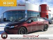 2012 Honda Civic HONDA REMOTE STARTER,CRUISE CONTROL,POWER WINDOWS