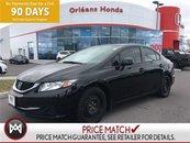 2013 Honda Civic EX,SUNROOF,HEATED SEATS,BACK UP CAMERA