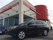 2013 Honda CR-V EX-L - LEATHER, SUNROOF, HEATED SEATS