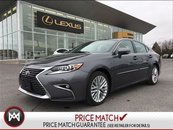 2016 Lexus ES350 EX350 EXECUTIVE PACKAGE WITH 8500 KM'S