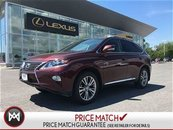 2014 Lexus RX450h BEST VALUE FOR A TECHNOLOGY PACKAGE