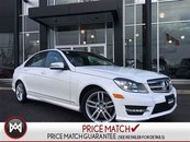 Mercedes-Benz C300 PREMIUM PKG, SPORT PKG + PARKTRONIC! 2013
