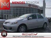 Toyota Corolla ENHANCED CONVENIENCE: TPMS, CRUISE,KEYLESS 2011