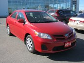 2013 Toyota Corolla CE, Automatic, Enhanced Package