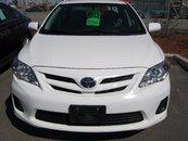 2013 Toyota Corolla Auto, AV