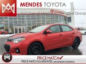 2015 Toyota Corolla SPORT TECH PACK, NAV, SMART KEY