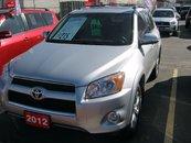 2012 Toyota RAV4 Limited AWD