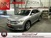 2016 Toyota Venza BACKUP CAM, BLUETOOTH, USB