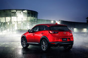 Mazda félicité par l'EPA