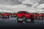 Mazda connait un très bon mois d'avril
